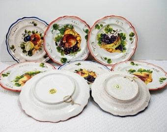 Ceramic dishes Bassano Italy