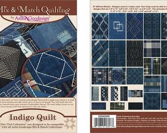 Indigo Quilt - Multi-Format CD