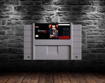 Castlevania Dracula X Evil Trevor Edition - Whip Cracking Good Castle Crashing Adventure - SNES