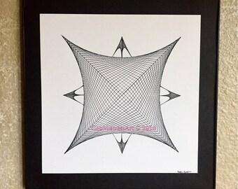 Paraboloid (Print)