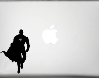 Superman Decal-Computer Decal