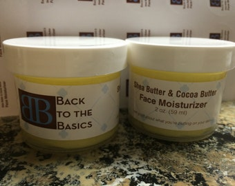 Radiance face moisturizer