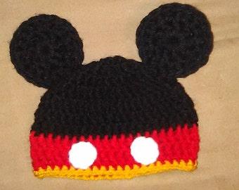Newborn Mickey