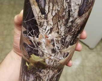 PRICE DROP Camo & Stainless RTIC 30 oz Tumblers!!
