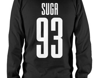 BTS Bangtan Boys SUGA 93 - Unisex Longsleeve Shirt