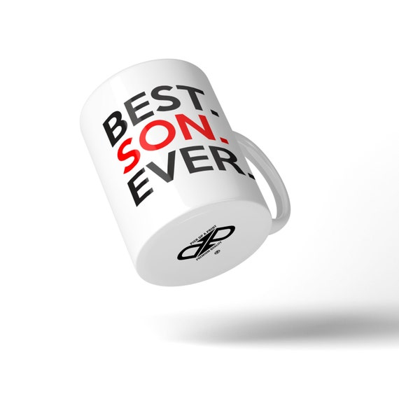 Best Son Ever Mug - Gift Idea