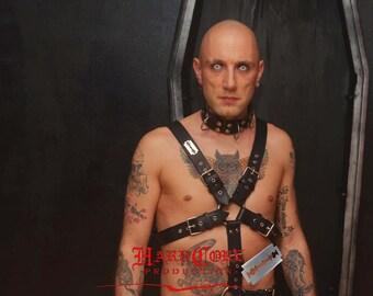 NOSFERATUS Body Harness for man
