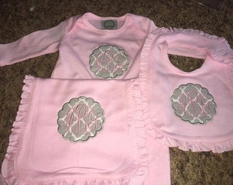 Baby Gown Set