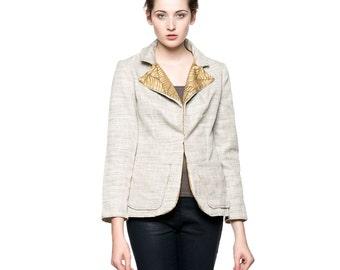 Handmade Blazer Jacket