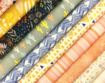 SALE - 10 Morning Walk Bundle-by Leah Duncan - Art Gallery Fabrics