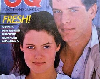 GQ Magazine April 1981