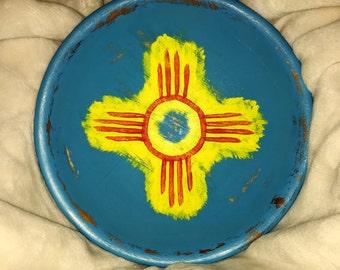 Zia Symbol Bowl