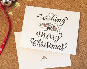 DIY Christmas card printable - DIY Christmas Cards - Christmas card printable - Merry Christmas - Christmas card download - Holiday card