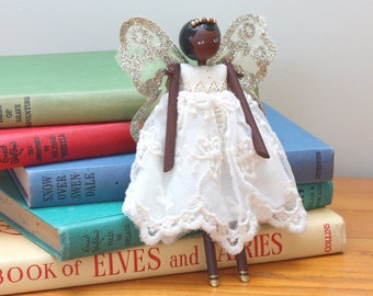 Little Darling Angel Art Doll