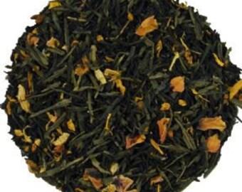 Peach Tea - Loose Leaf tea - Heavenly Peach Tea- Green Tea