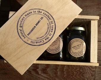 Infused Honey Gift Box