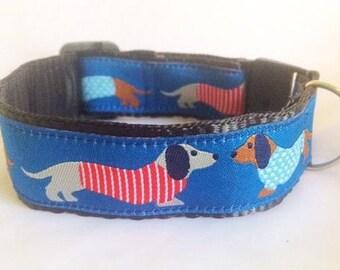 Dachshunds Dog Collar