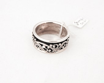 925 silver ornament ring