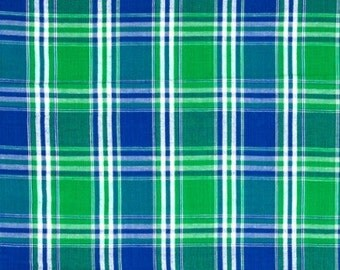 Down by the sea plaid (Fabric Has been Ordered!)