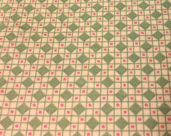 100 % Quality Quilters Cotton with a 1930's Design