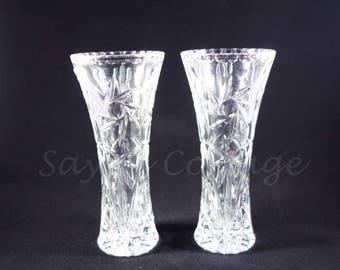 Lenox Crystal Vase Etsy