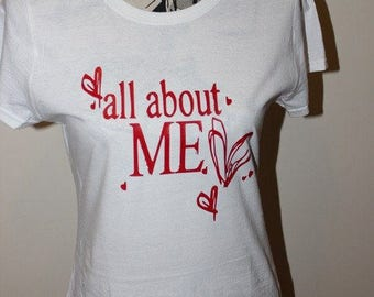 All About Me Graphic T-Shirt