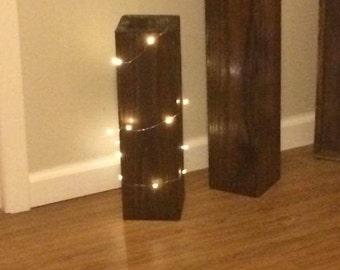 Rustic Floor Vases