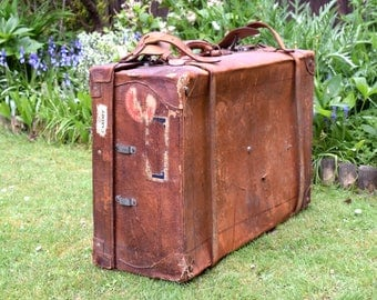 Suitcases - Vintage | Etsy UK
