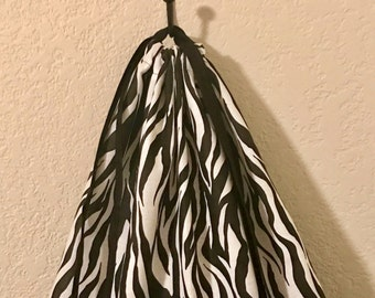 Drawstring bag in a variety of colors