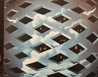 ON SALE Vintage 1969 The Who -Tommy Vinyl Record Good Condition