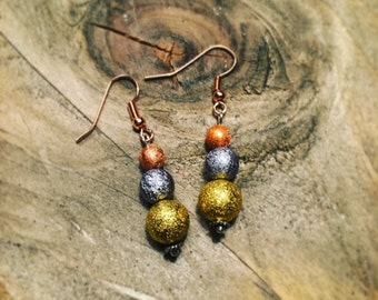 Earrings for the holidays