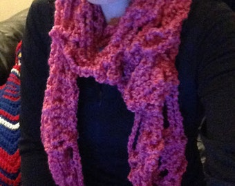Lacy scarf