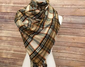 Blanket Scarf 003