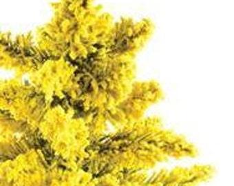Tree Flocking Bright Gold Bonding Flock 1/2 Pound