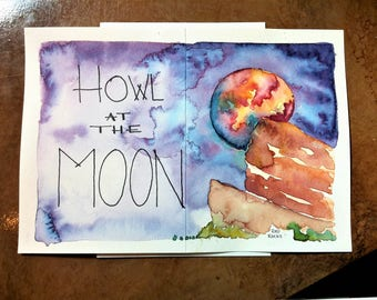 RED ROCKS: Howl at the Moon