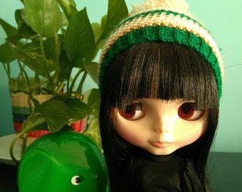 Blythe Stripes Hat