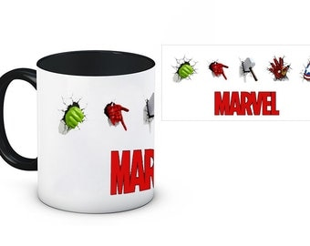 MARVEL Hands Mug