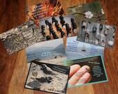 Postkartenset Leben teilen, Design Postkarten, Wertschätzung, 9 Karten