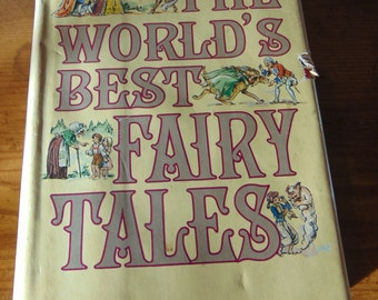 The Worlds Best Fairy Tales 1967  Readers Digest Anthology  OOP