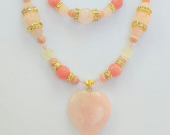 Bring Me A Higher Love, romance and love necklace