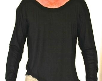 mens long sleeve tops