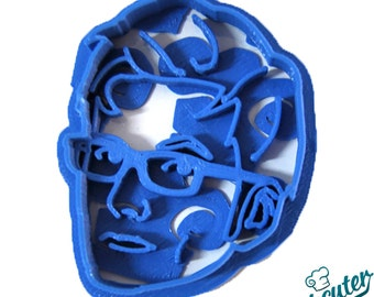 Tenth Doctor Who Cookie Cutter