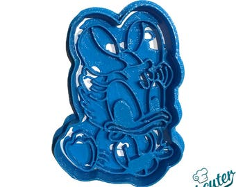 Baby Daisy duck Cookie Cutter