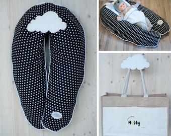 Cushion maternity pack 3 in 1 - 2 m, ultrafine microbeads cushion - Hubby Las Vegas