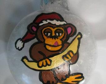 Monkey's Christmas