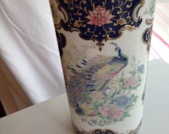 vase oval porcelain