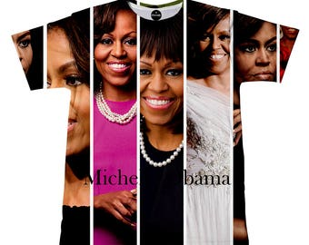 iTrendy Michelle Obama T-shirt