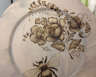 Bee's Plate