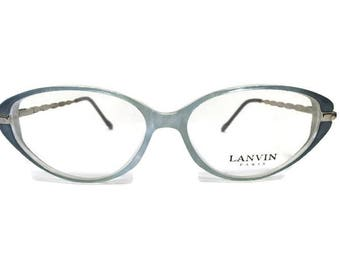 Vintage Lanvin Frames 1232 0030
