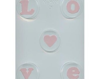 LOVE Chocolate Covered Oreo/ Sandwich Cookie Mold